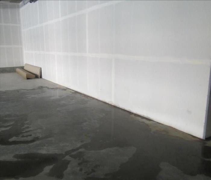 Retail Space Water Loss- Downtown LA Before